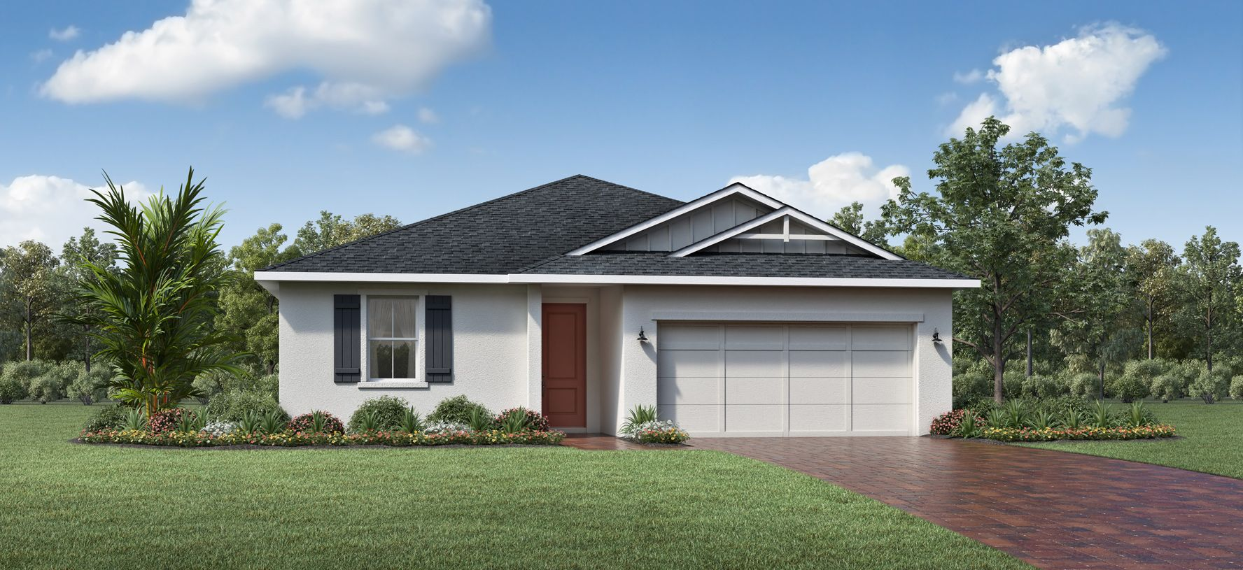 Exterior featured in the Wilmot By Toll Brothers in Orlando, FL