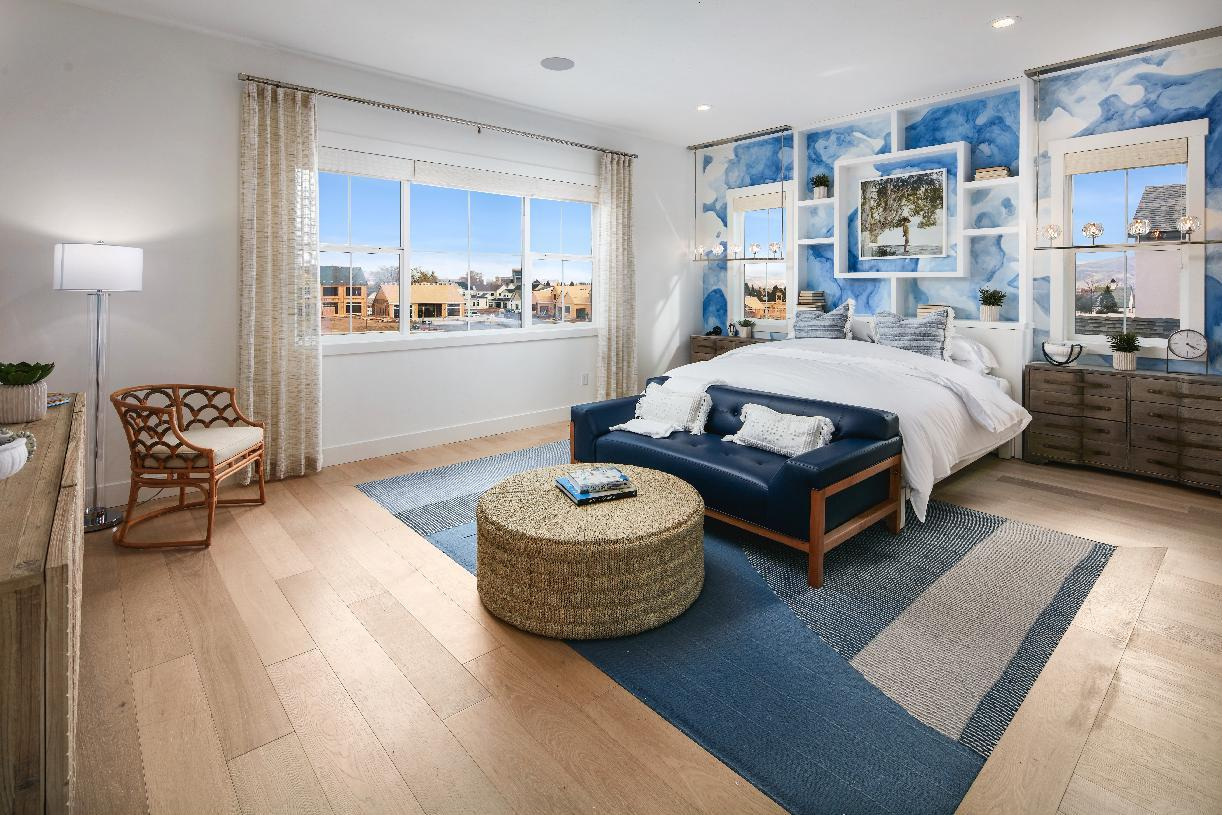 Bedroom featured in the Kinsey By Toll Brothers in Reno, NV