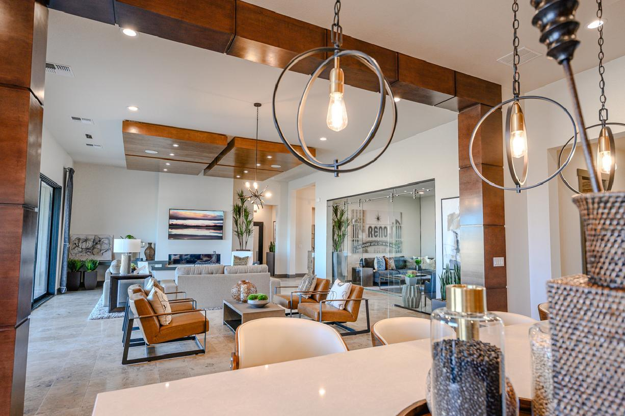 Living Area featured in the Baldwin By Toll Brothers in Reno, NV