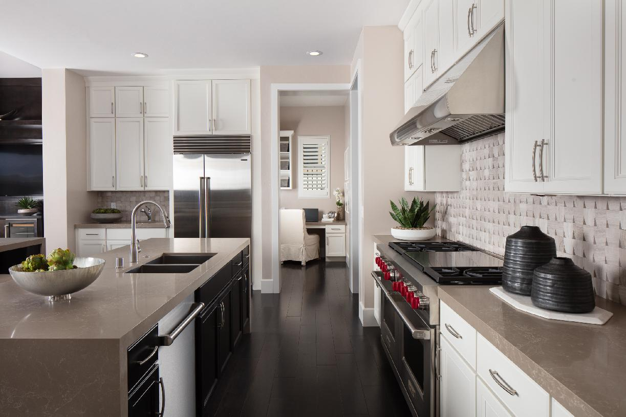 Kitchen featured in the Stratford By Toll Brothers in Reno, NV