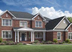 Harding - Westridge Estates of Canton: Canton, Michigan - Toll Brothers