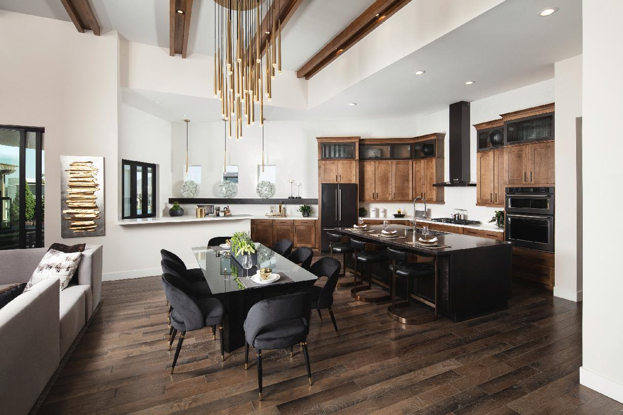 Kitchen featured in the Austin By Toll Brothers in Reno, NV