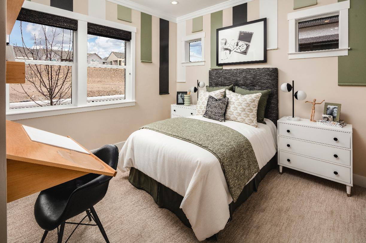 Bedroom featured in the Sarona By Toll Brothers in Reno, NV