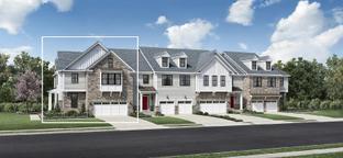 Leyton - Villas at Warren: Warren, New Jersey - Toll Brothers
