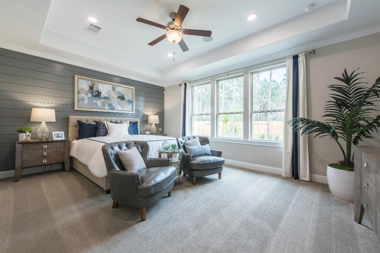 Bedroom featured in the Landry By Toll Brothers in Houston, TX