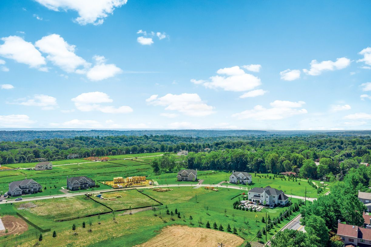 'Orchard Ridge - The Preserve' by Toll Brothers-NEW JERSEY in Bergen County