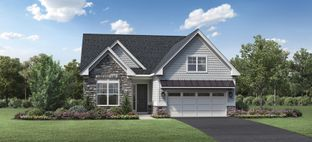 Fairlawn - Preserve at Marsh Creek - Regency Collection: Downingtown, Pennsylvania - Toll Brothers