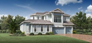 Clearwater - Watermark at Avenir: Palm Beach Gardens, Florida - Toll Brothers