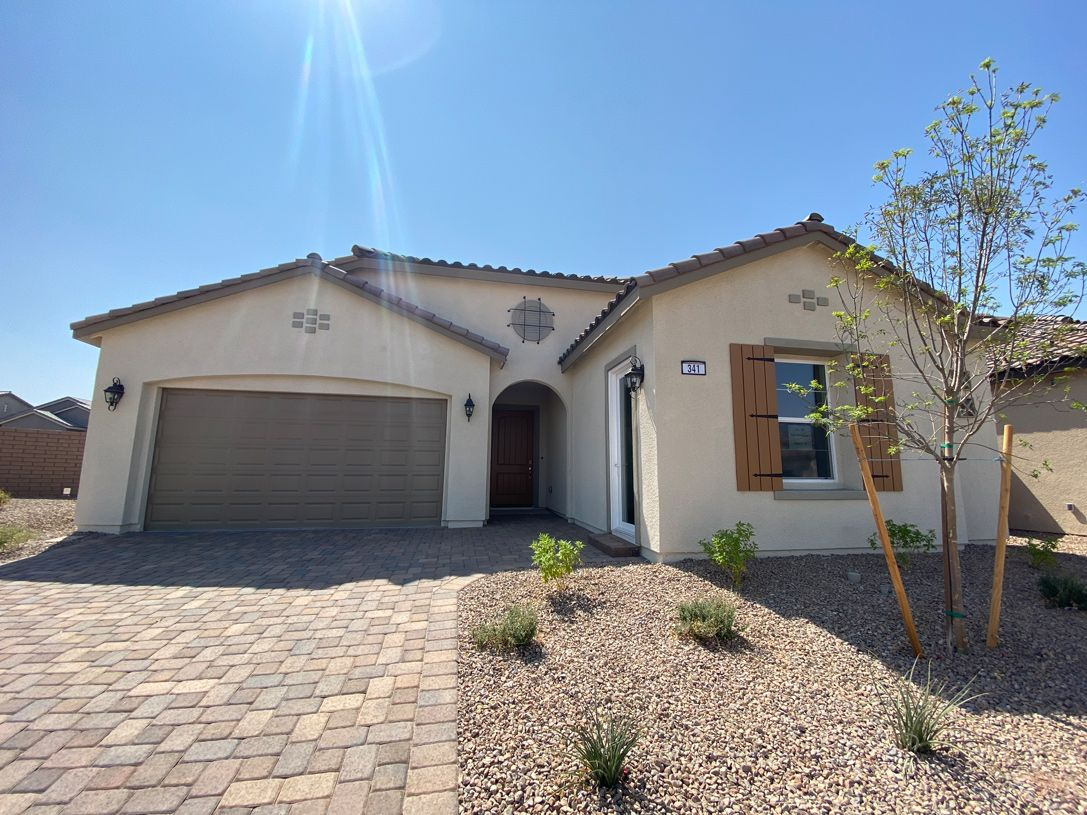 Exterior featured in the Hillcrest (NV) By Toll Brothers in Las Vegas, NV