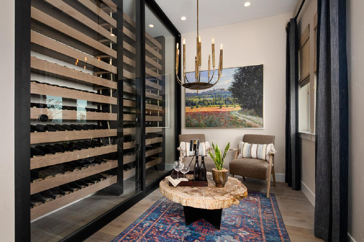 Living Area featured in the Cambria By Toll Brothers in Reno, NV