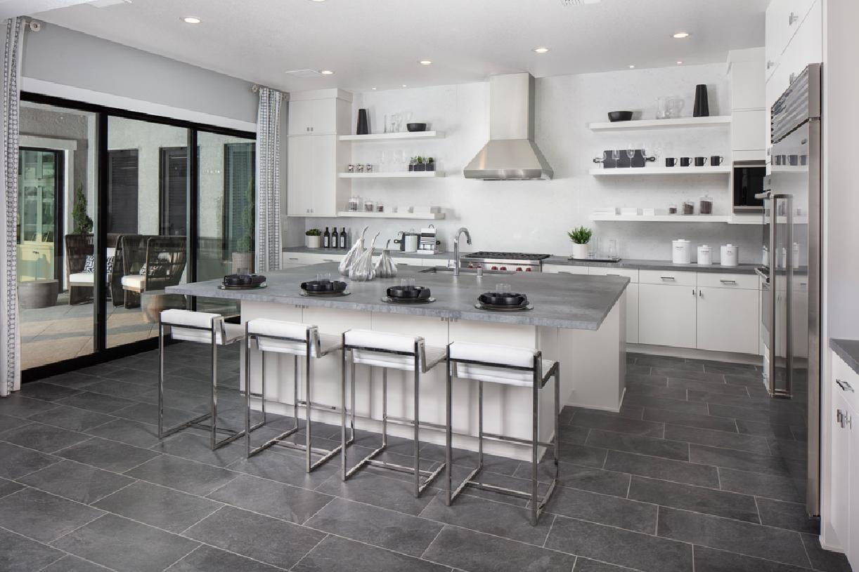 Kitchen featured in the Bayberry By Toll Brothers in Reno, NV