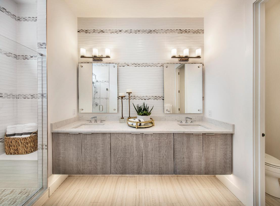 Bathroom featured in the Waylen Elite By Toll Brothers in Philadelphia, PA