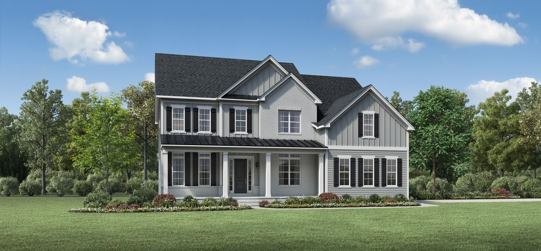 Exterior featured in the Destin By Toll Brothers in Raleigh-Durham-Chapel Hill, NC