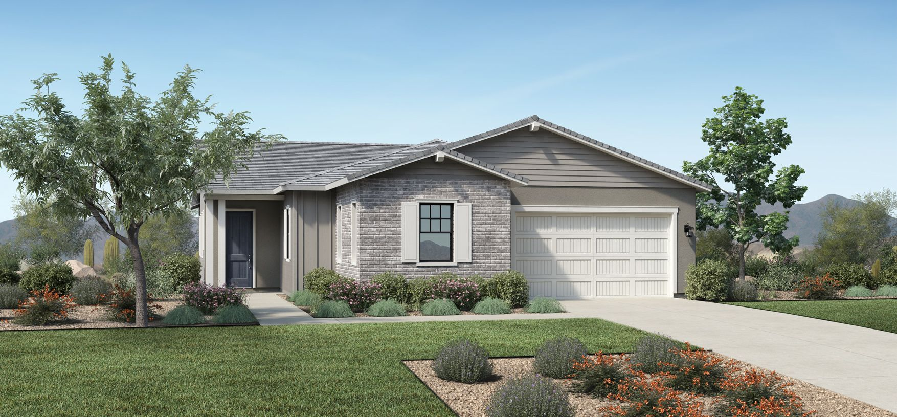 Exterior featured in the Catalan By Toll Brothers in Phoenix-Mesa, AZ