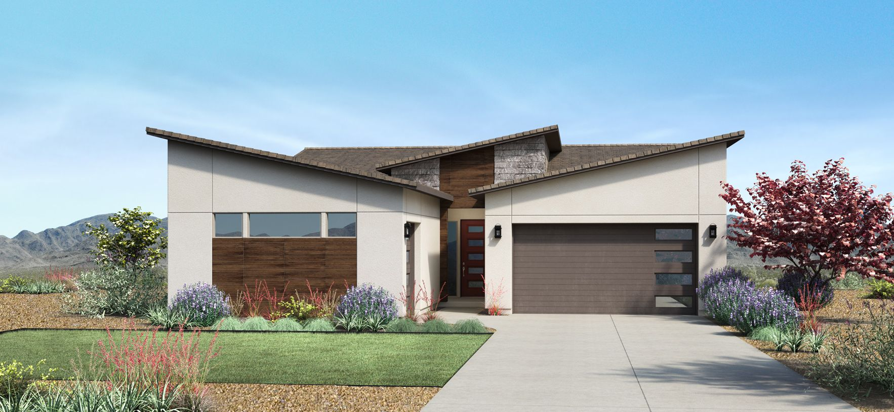 Exterior featured in the Eastover By Toll Brothers in Phoenix-Mesa, AZ