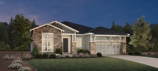 Bancroft - Regency at Montaine - Broomfield Collection: Castle Rock, Colorado - Toll Brothers