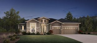 Antero - Regency at Montaine - Boulder Collection: Castle Rock, Colorado - Toll Brothers