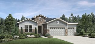 Drake - Regency at Montaine - Boulder Collection: Castle Rock, Colorado - Toll Brothers