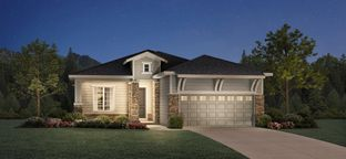 Logan - Regency at Montaine - Jefferson Collection: Castle Rock, Colorado - Toll Brothers