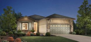 Carson - Regency at Montaine - Jefferson Collection: Castle Rock, Colorado - Toll Brothers