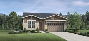 Whitley - Regency at Montaine - Jefferson Collection: Castle Rock, Colorado - Toll Brothers