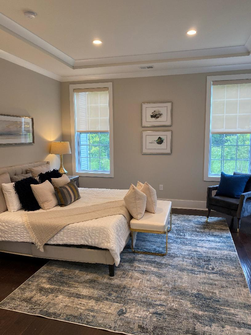 Bedroom featured in the Hammond By Toll Brothers in Monmouth County, NJ