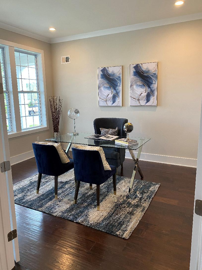 Living Area featured in the Hammond By Toll Brothers in Monmouth County, NJ