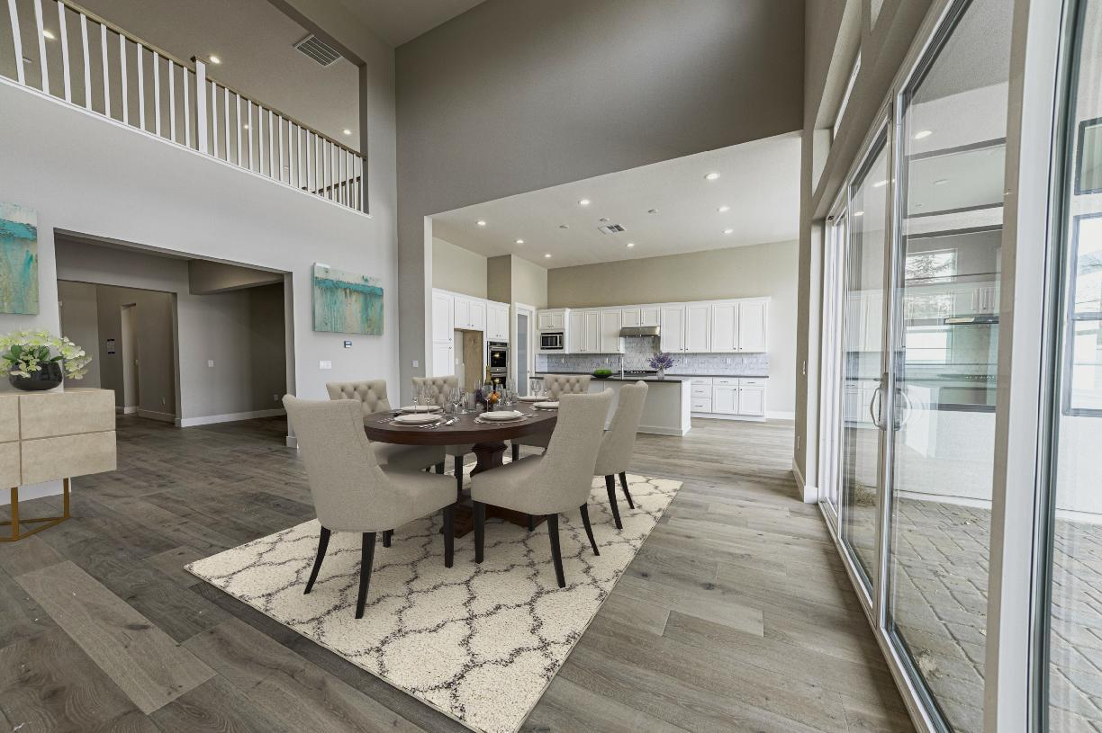 Living Area featured in the Allure Elite By Toll Brothers in Reno, NV