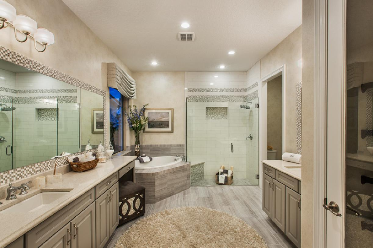 Bathroom featured in the Gardenia By Toll Brothers in Orlando, FL