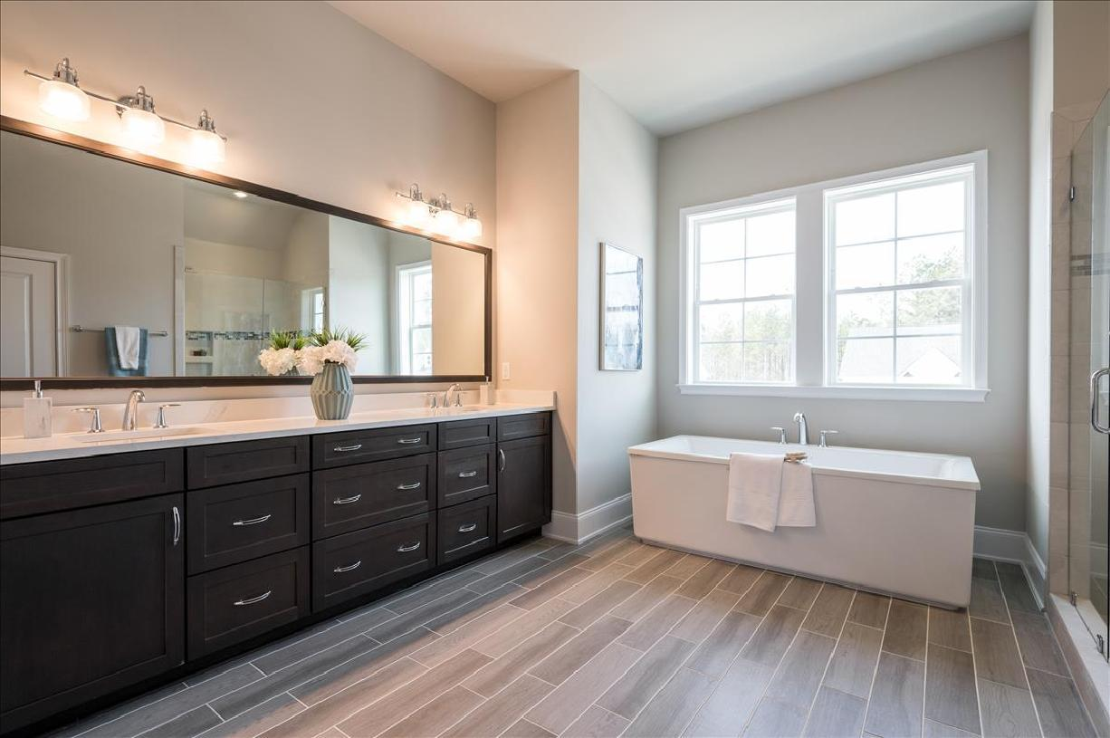 Bathroom featured in the Duncan By Toll Brothers in Raleigh-Durham-Chapel Hill, NC