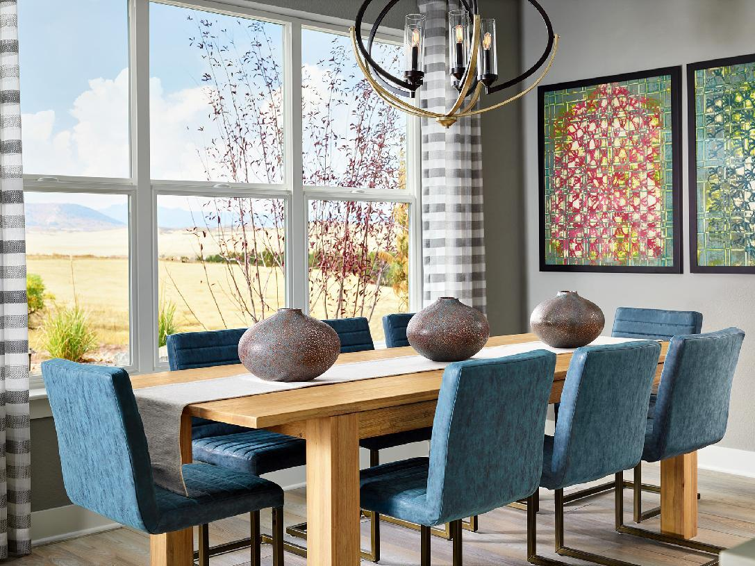 Living Area featured in the Lathrop By Toll Brothers in Denver, CO