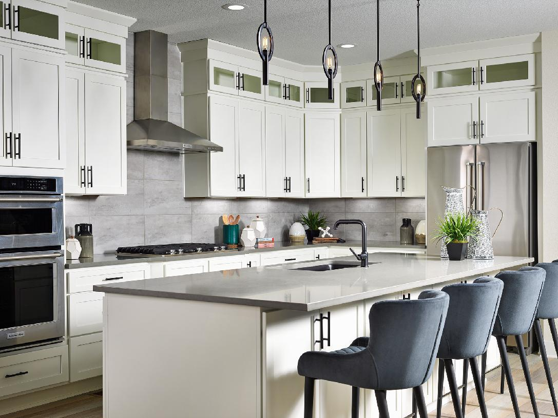 Kitchen featured in the Lathrop By Toll Brothers in Fort Collins-Loveland, CO