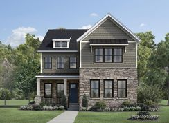Potowmack - Mt. Prospect - The Hamlet Collection: North Potomac, Maryland - Toll Brothers