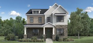 Glen Echo - Mt. Prospect - The Hamlet Collection: North Potomac, Maryland - Toll Brothers