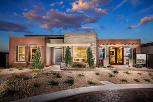 Clay Hill - Regency at Summerlin - Palisades Collection: Las Vegas, Nevada - Toll Brothers