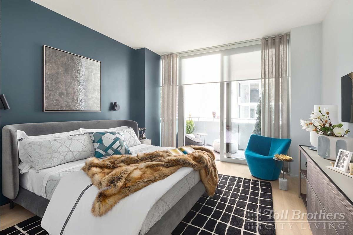 Bedroom featured in the S203 By Toll Brothers in New York, NY