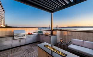 Brownstones at Edge-on-Hudson by Toll Brothers in New York New York