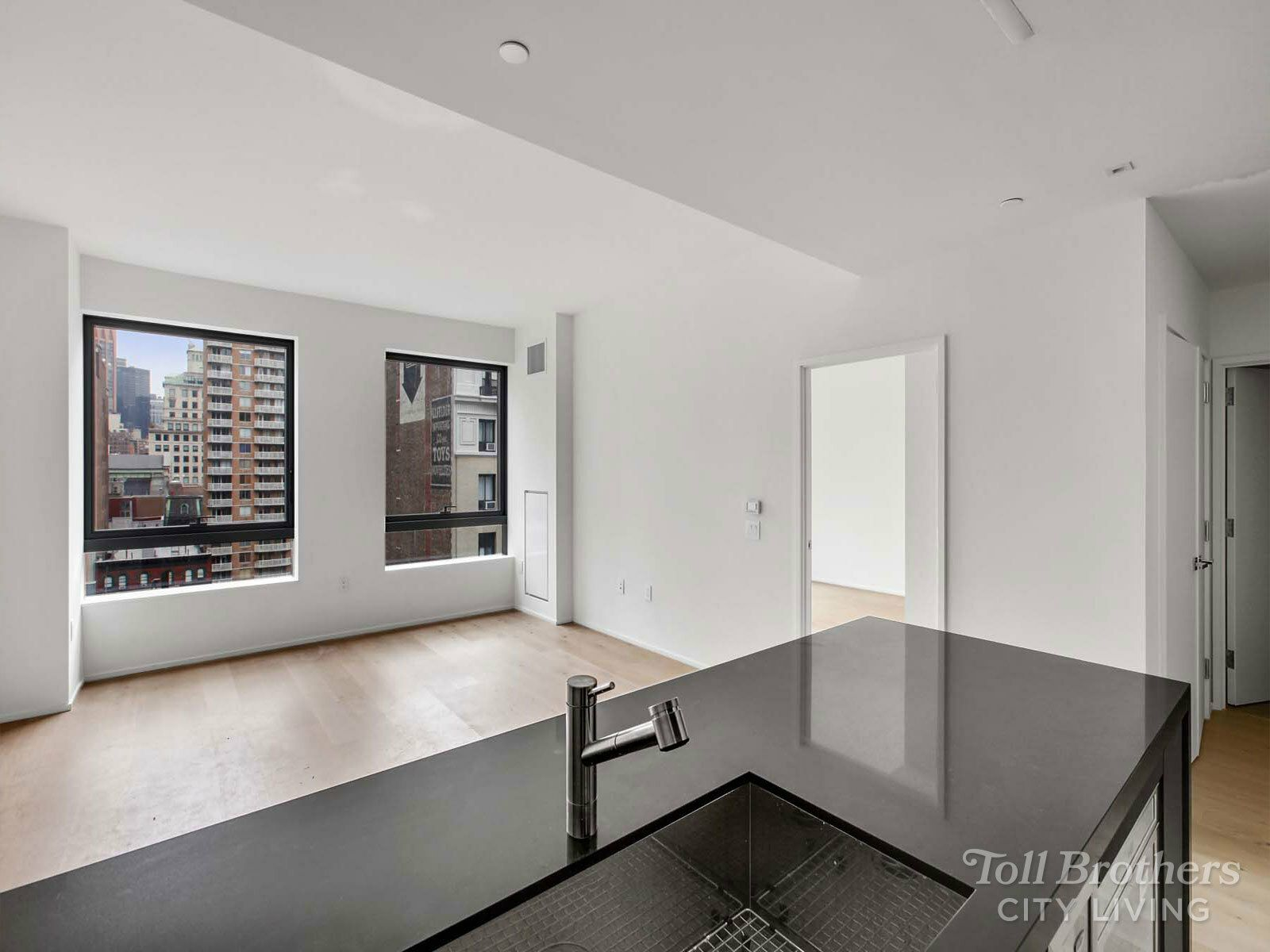 Kitchen featured in the N1004 By Toll Brothers in New York, NY