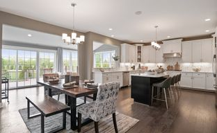 Westridge Estates of Canton by Toll Brothers in Detroit Michigan