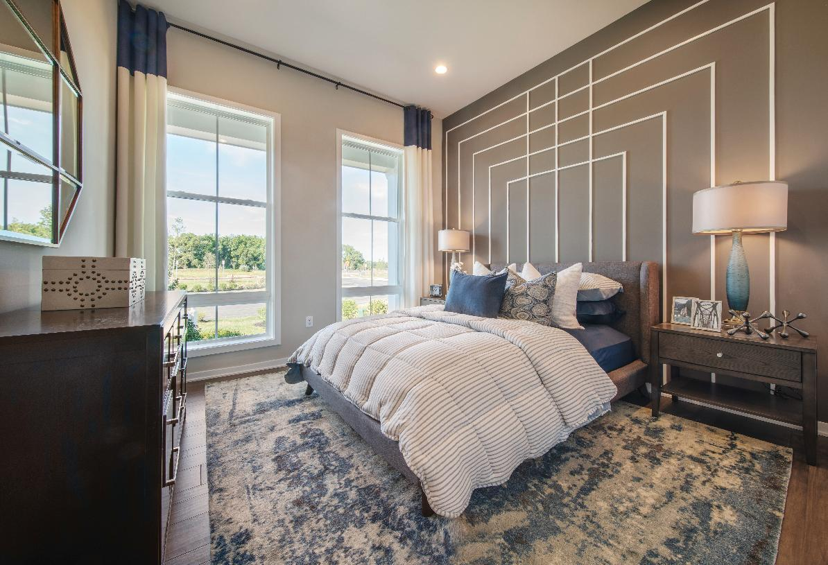 Bedroom featured in the Blenheim By Toll Brothers in Philadelphia, PA