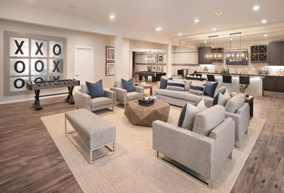 Living Area featured in the Blenheim By Toll Brothers in Allentown-Bethlehem, PA