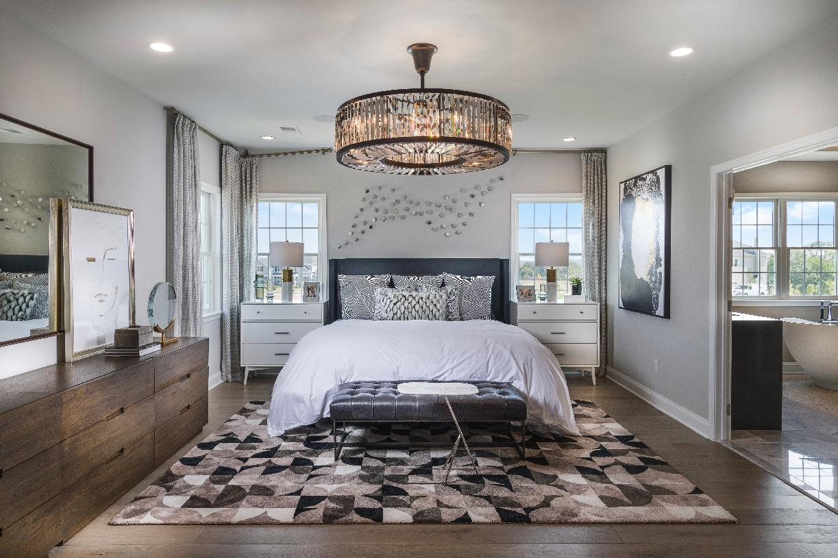 Bedroom featured in the Hampton By Toll Brothers in Bergen County, NJ