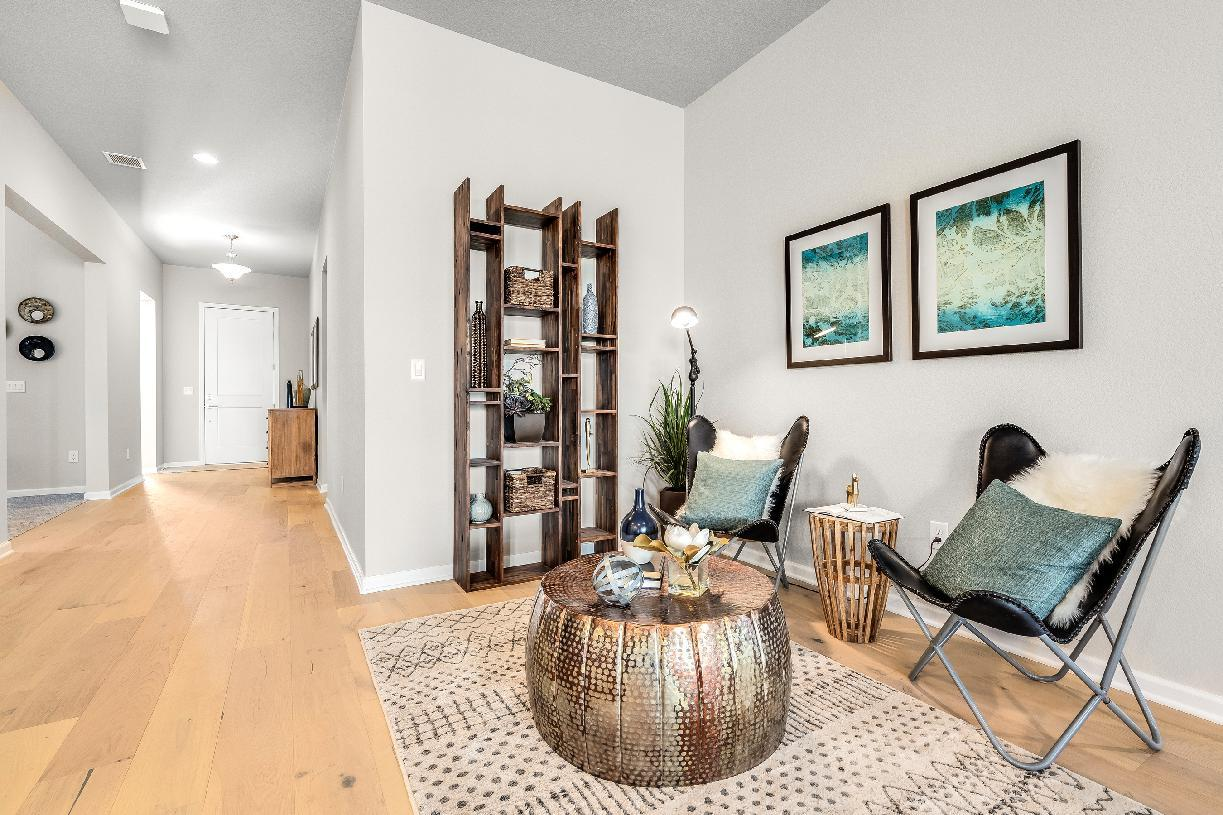 Living Area featured in the Boyd By Toll Brothers in Fort Collins-Loveland, CO