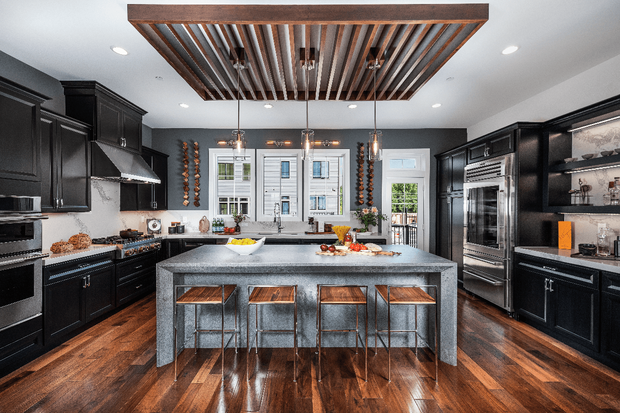 'Brownstones at Edge-on-Hudson' by Toll Brothers-NEW YORK in New York