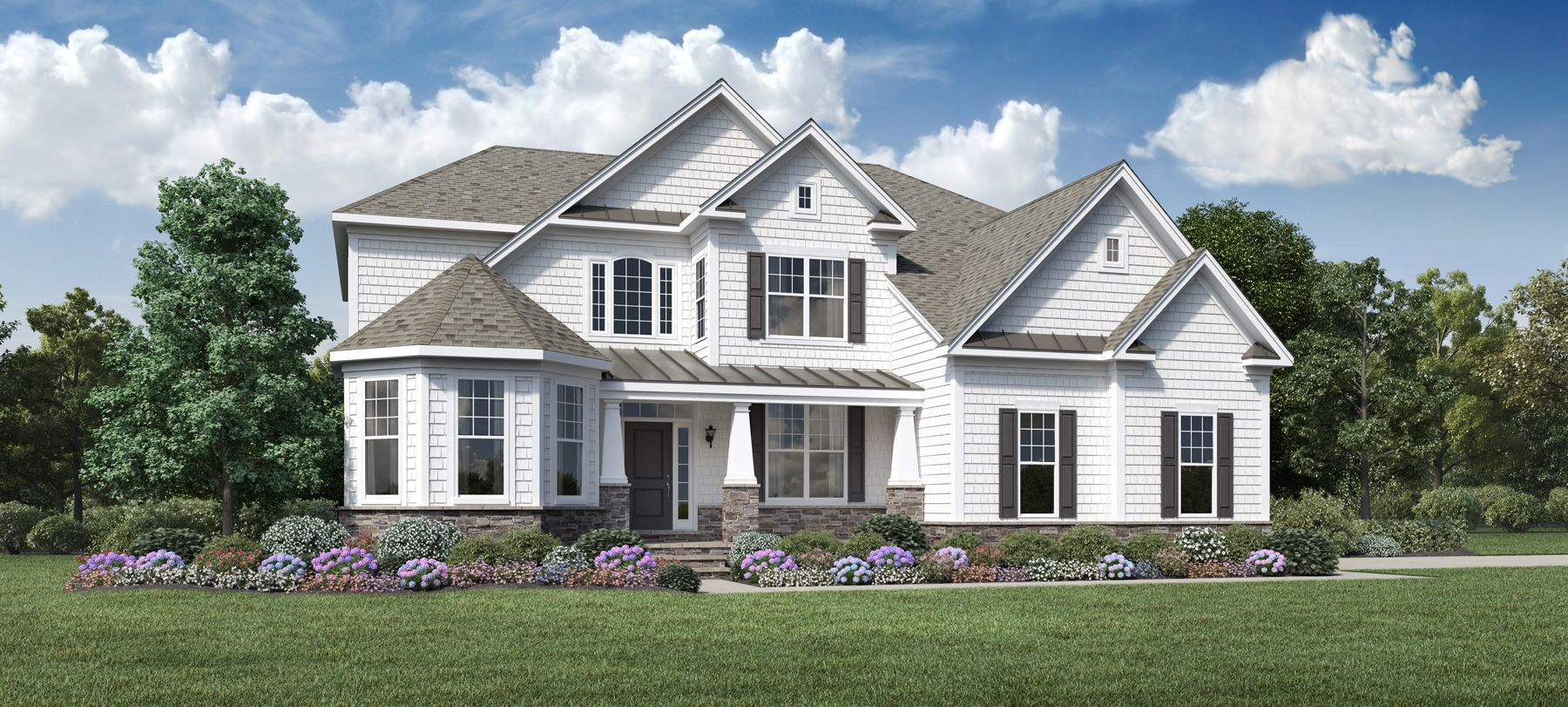 Exterior featured in the Olmsted By Toll Brothers in Boston, MA