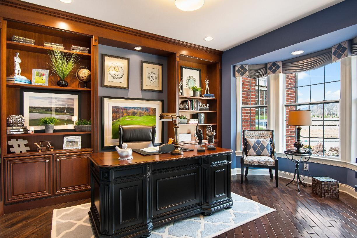 Living Area featured in the Olmsted By Toll Brothers in Boston, MA