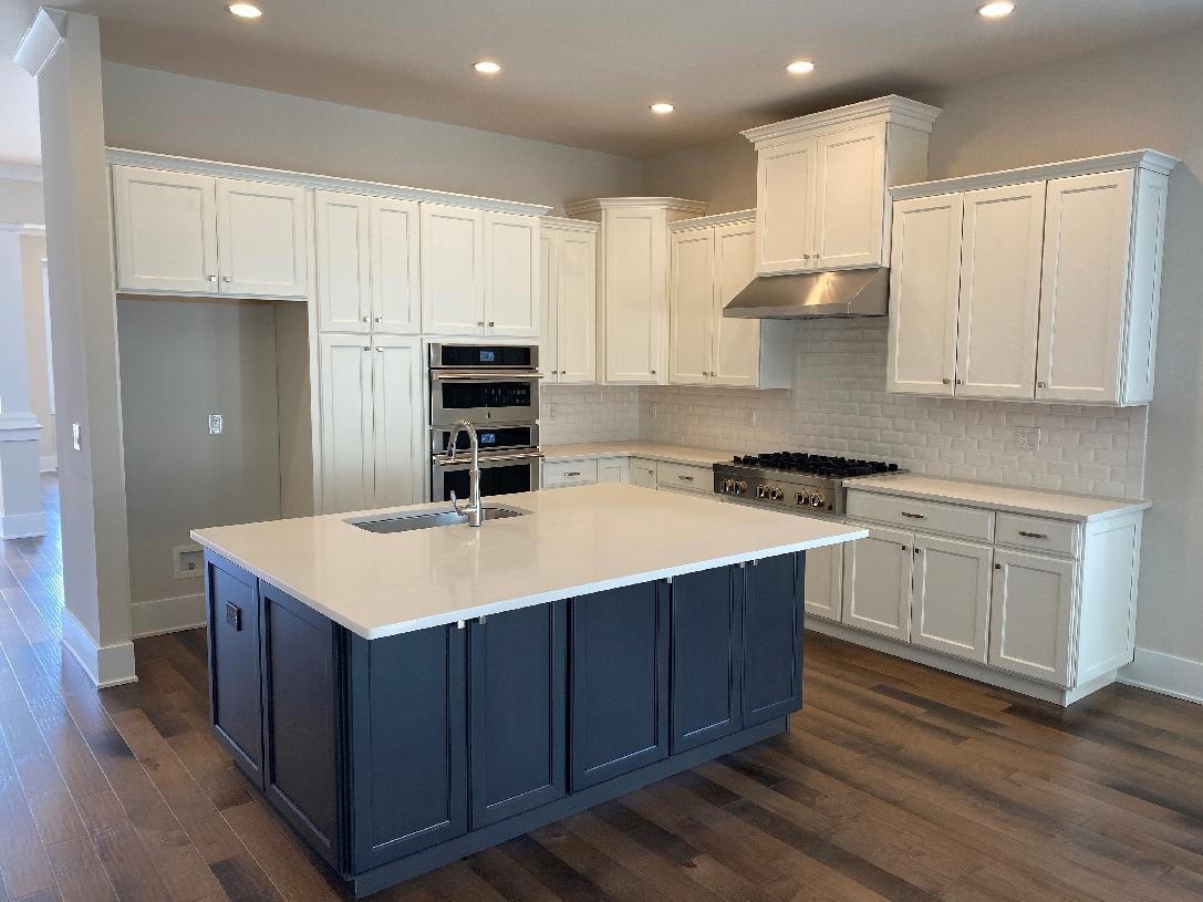 Kitchen featured in the Hammond By Toll Brothers in Monmouth County, NJ
