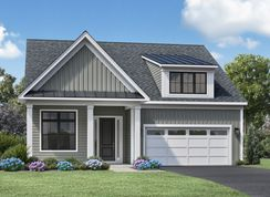 Welles - Enclave at The Promenade: Dresher, Pennsylvania - Toll Brothers