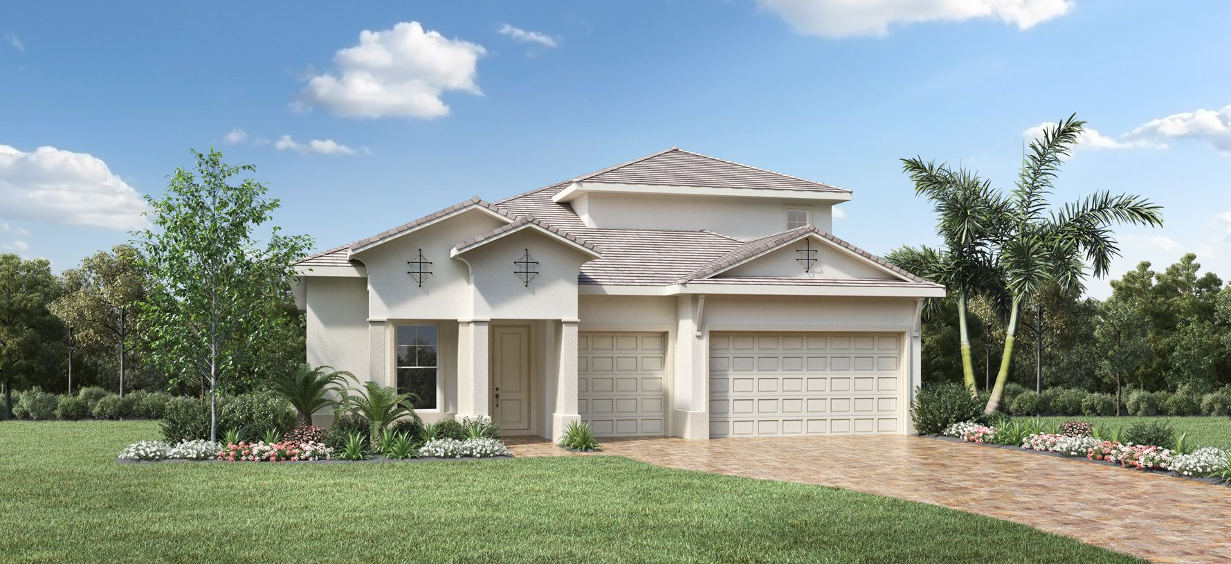 Exterior featured in the Athena Elite By Toll Brothers in Naples, FL