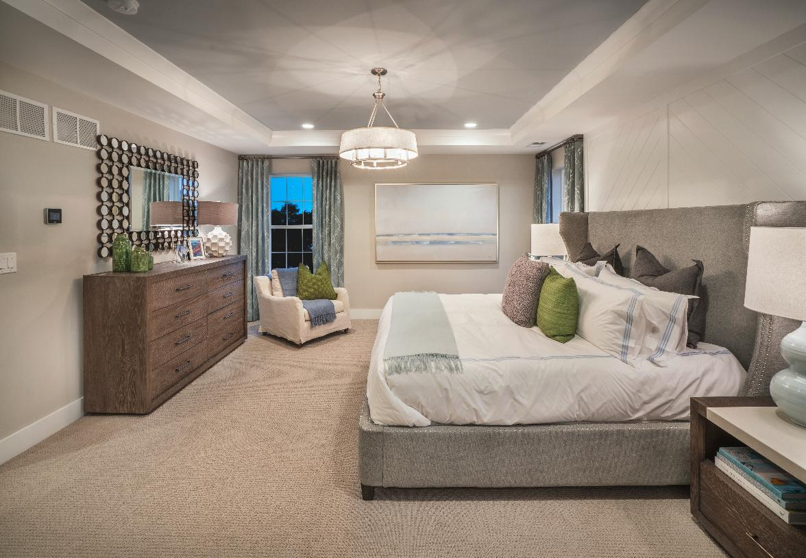 Bedroom featured in the Merion By Toll Brothers in Philadelphia, PA